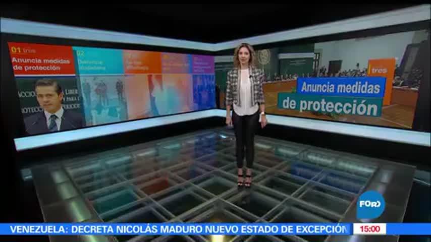 noticias, forotv, A las Tres, Programa, completo, 17 de mayo de 2017