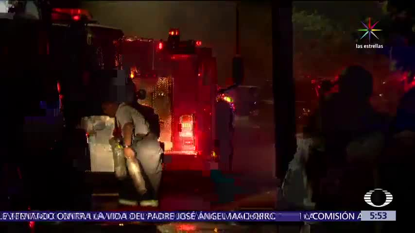 Guadalajara, incendio en una casa, colonia Lomas de Independencia, muertos
