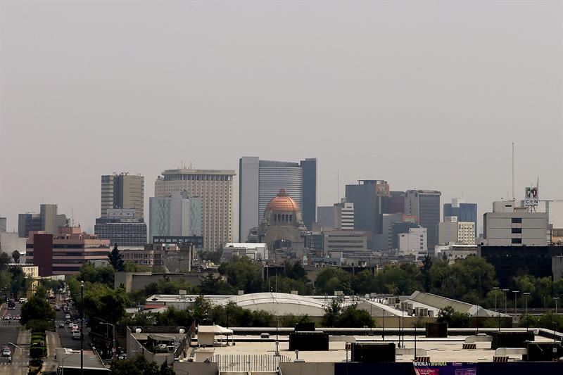 Ciudad mexico, Contaminacion ciudad mexico, Contaminacion cdmx, Cdmx, Contingencia ambiental, Fase 1 contingencia ambiental, Hoy no circula