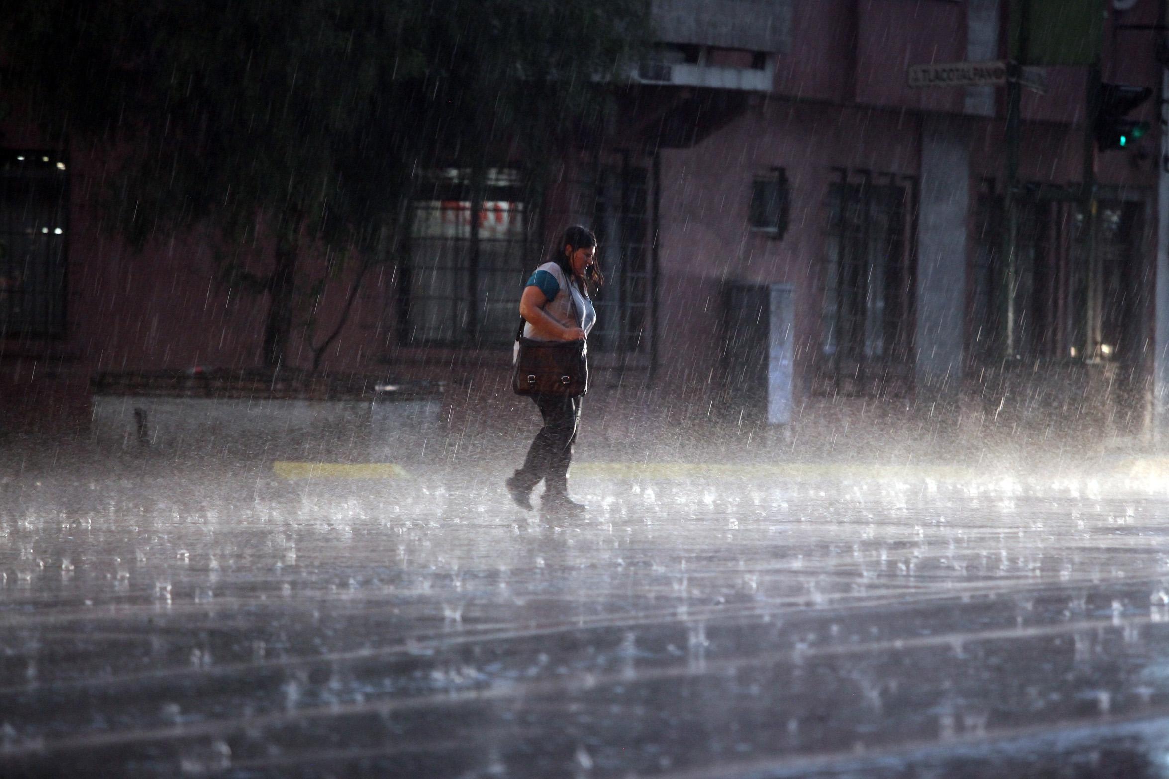 Ciudad México, lluvias, inundaciones, clima, tormenta