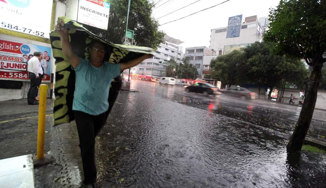Se prevén lluvias en varios estados del país. (Notimex, archivo)