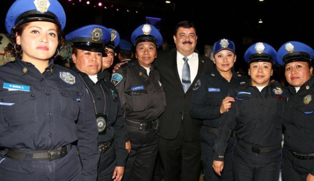 Hiram almeida, Seguridad publica, Cdmx, Crimen organizado, Noticias, Mujeres policias