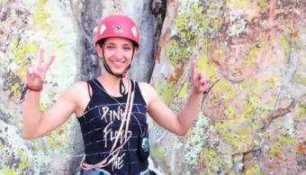 Alpinista mexicana con asma logra expedición por el Aconcagua, en Argentina