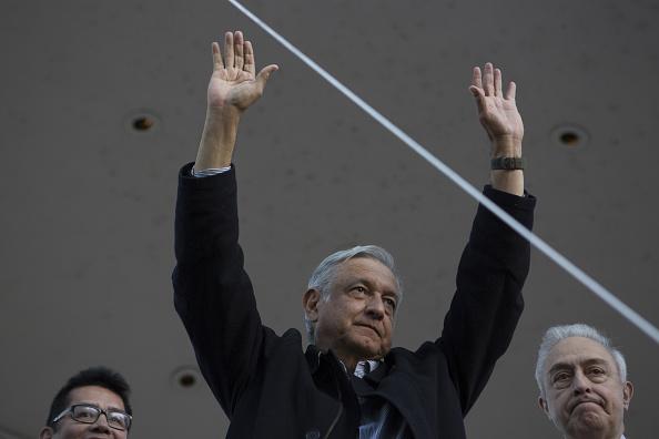 AMLO afirma que Morena se convirtió en la primera fuerza política