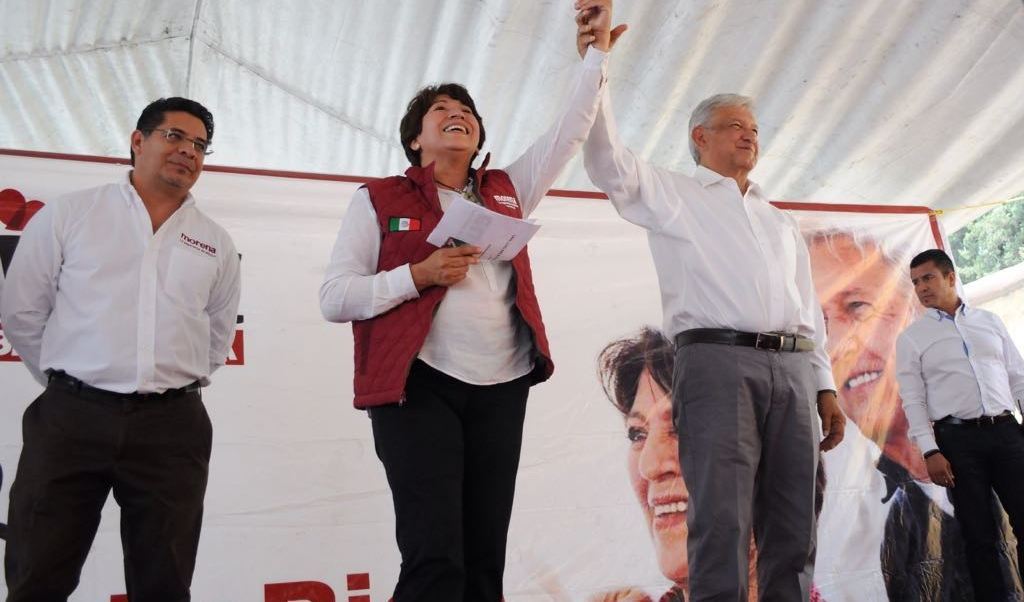 AMLO pide a EPN no interferir en elecciones del Edomex
