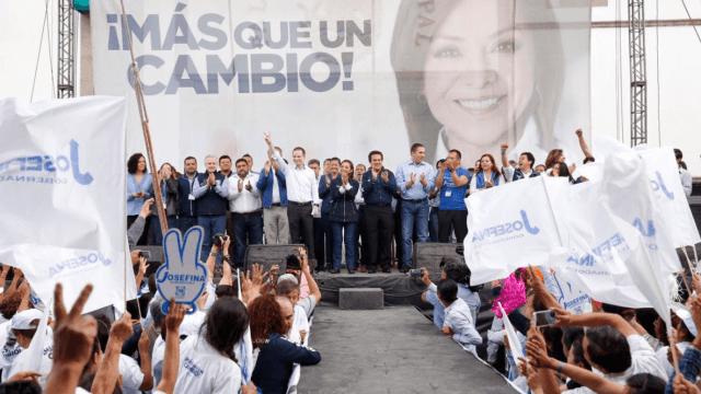 Anaya se muestra seguro del triunfo de Vázquez Mota