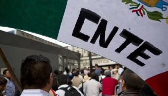 CNTE bloquea oficinas administrativas en Oaxaca