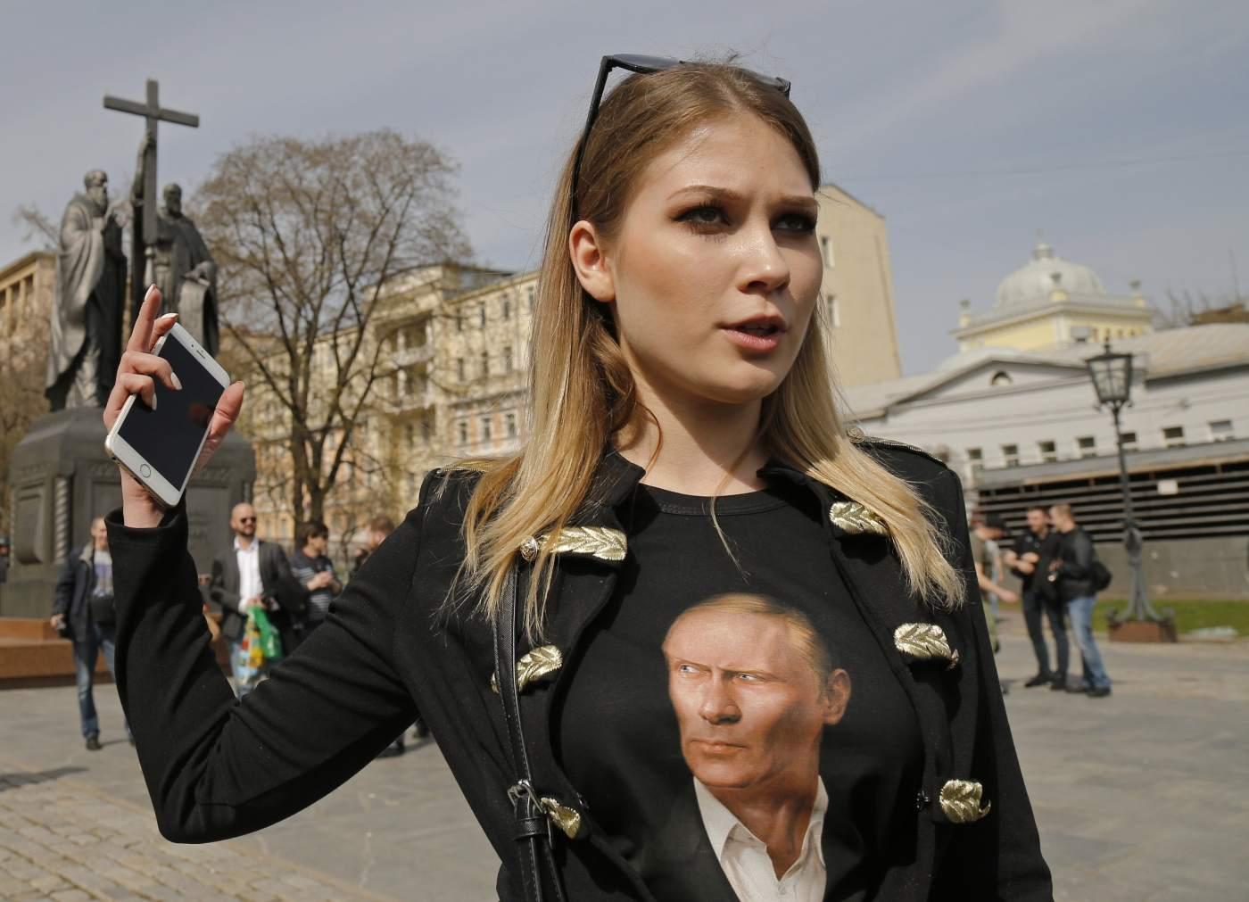 Putin apoyo poder Rusia