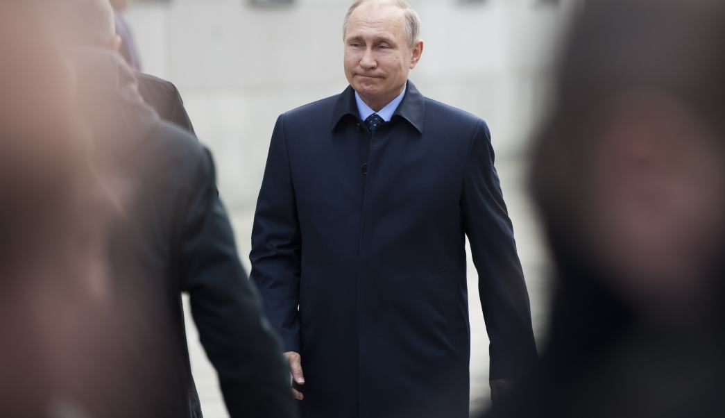 El presidente de Rusia, Vladimir Putin. (AP/archivo)