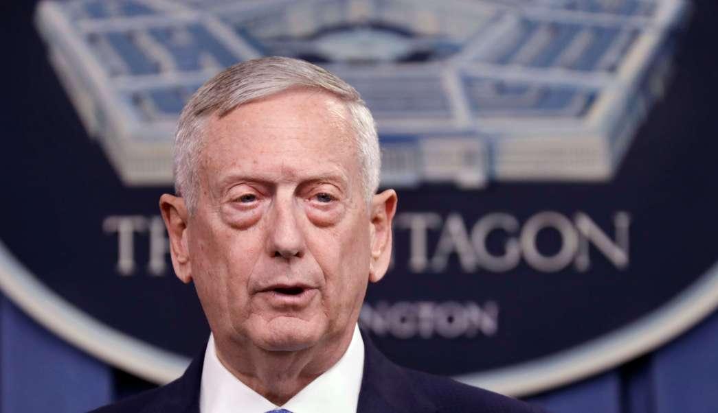 Jefe del Pentágono está satisfecho con decisión de Trump sobre Afganistán