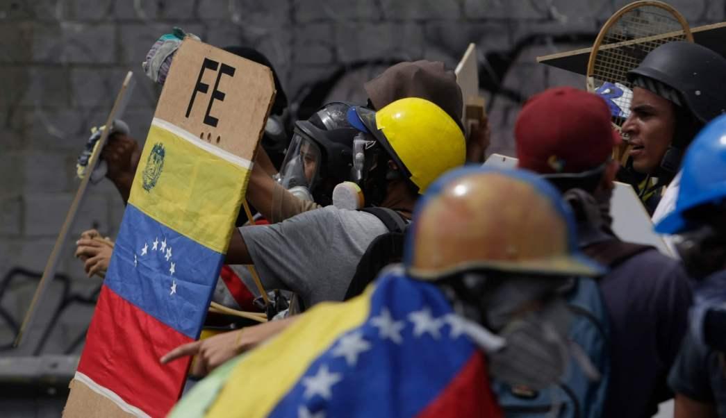 manifestaciones en venezuela, venezuela, opositores, nicolas maduro, protestas