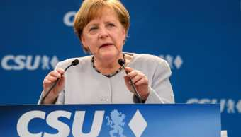canciller alemana, Angela Merkel, Alemania, CSU