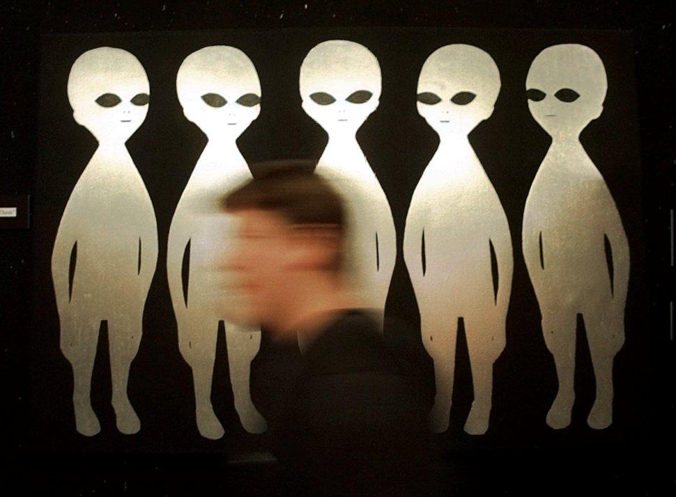 Maussan, Extraterrestre, Cielo, Ufología