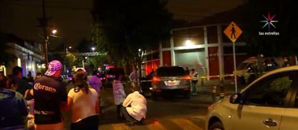 Atacan a tiros a una pareja en la CDMX