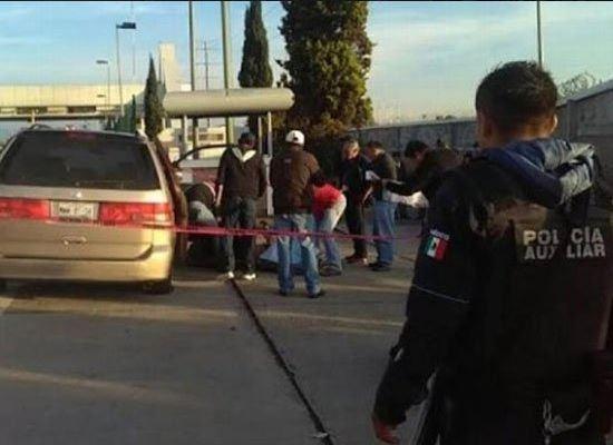 Agresion, familia, autopista mexico- puebla, inseguridad, violencia, banda