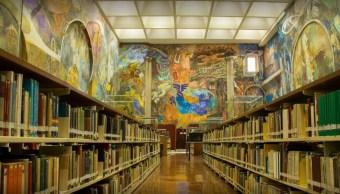 Biblioteca, Miguel Lerdo de Tejada, Ciudad de México, bibliotecas, libros