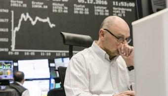 Bolsas europeas, Pérdidas, Europa, Bolsa de Frankfurt, Precios del Petróleo, Petróleo