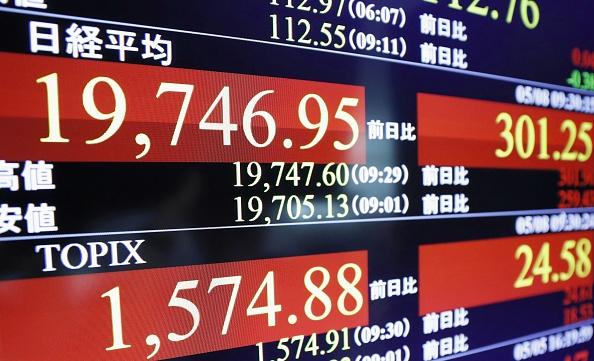 La Bolsa de Tokio, apoyada en el optimismo sobre la economía de EU