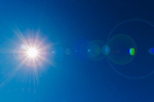 día soleado, altas temperaturas, calor,