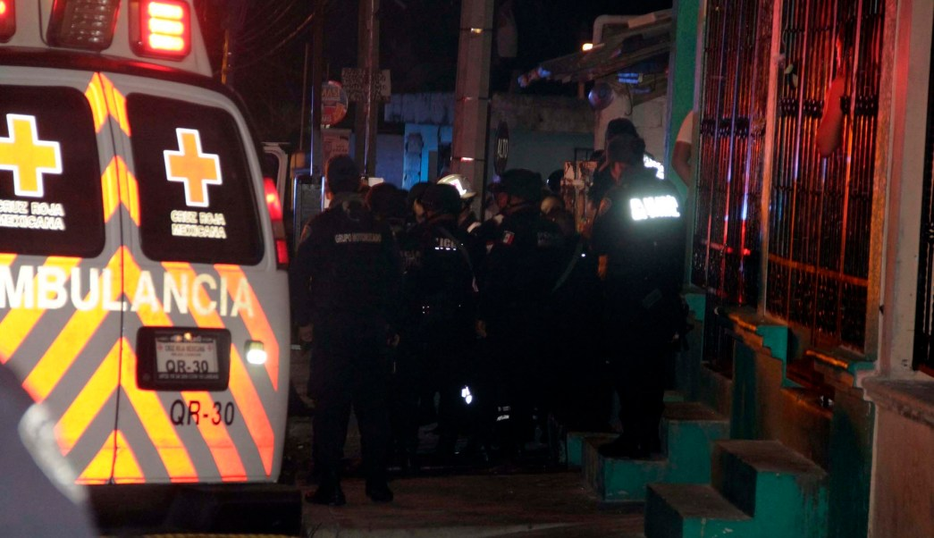 En Cancún, una turba intentó linchar a un ciudadano ruso