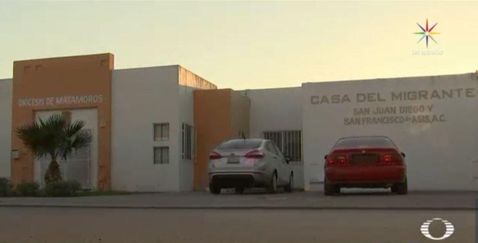 Casa del Migrante en Matamoros, Tamaulipas