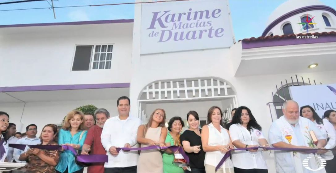 Casa Hogar Karime Macías de Duarte