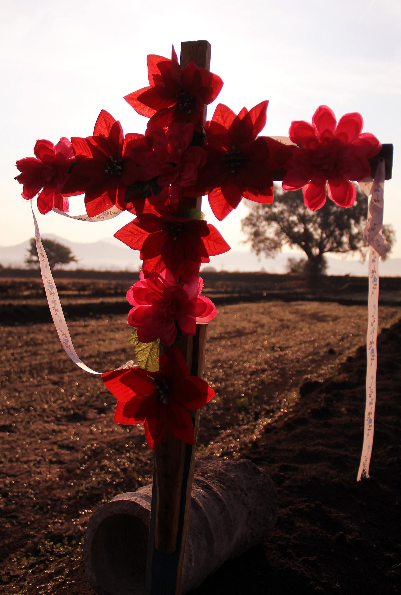 Celebran en México el Día de la Santa Cruz
