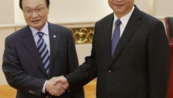 China, corea del sur, sistema antimisiles thaad, washington, presidente chino, xi jinping