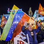 Madrid, protestas, Venezuela, oposición, embajador, secuestro,