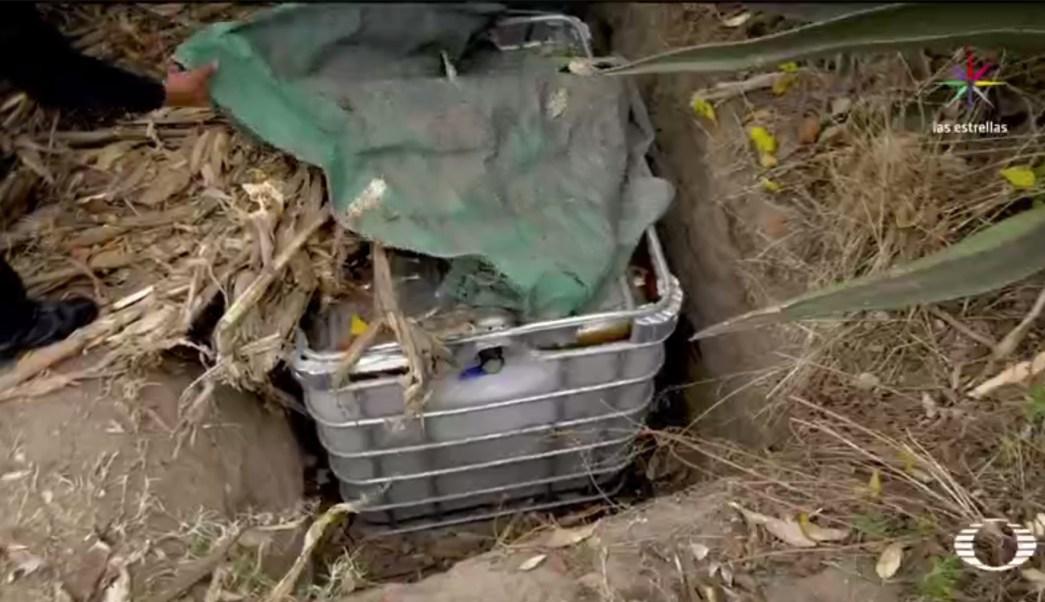 Cisternas, huachicol, robo de combustible, seguridad, puebla, bidones