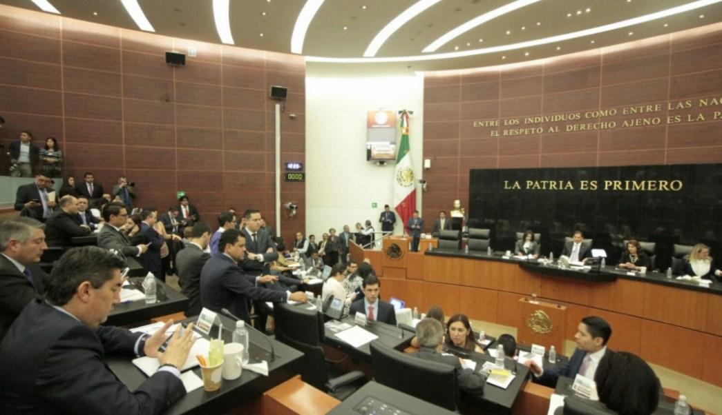 Comisión Permanente emite pronunciamiento sobre Venezuela. (Twitter: @Pabloescuderom)