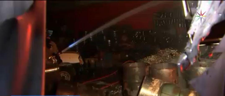 Bomberos de la CDMX atienden accidente automovilístico en Río Churubusco y un conato de incendio en la GAM; no hubo heridos