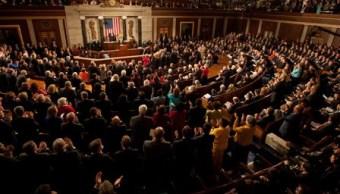 La Cámara de Representantes de Estados Unidos. (wikipedia/archivo)