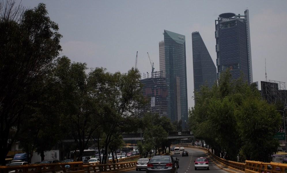 Se mantiene la Fase I de contingencia ambiental por ozono. (EFE)
