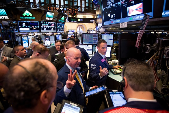 Wall Street, Dow Jones, Nasdaq, bolsa, Nueva York, inversores, récords