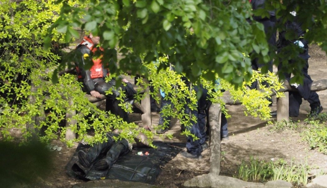 Autoridades de Nueva York rescatan cuerpo de estanque