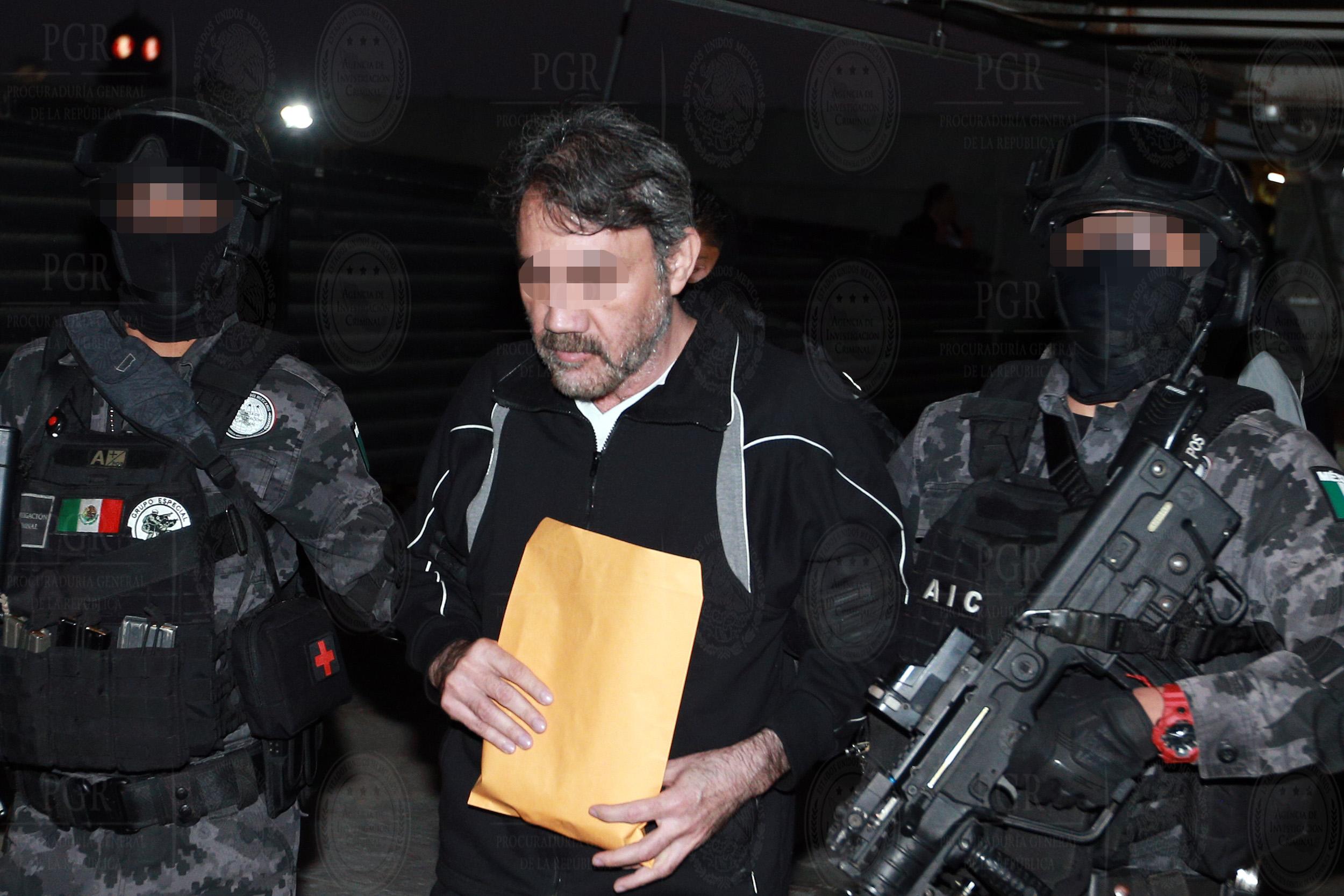 Dámaso López ingresa a penal de máxima seguridad en Ciudad Juárez