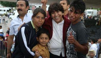 Delfina Gómez cierra campaña en Nezahualcóyotl