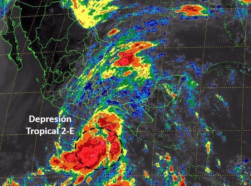 Depresion tropical, Oaxaca, Alerta en costas, Clima, Noticieros Televisa, Forotv