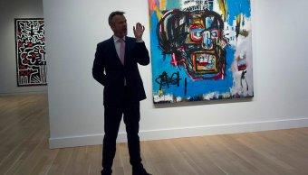 Subasta, cuadro, pintura, millones, Basquiat, récord,