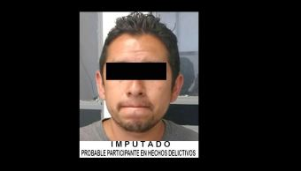 El probable participante podría alcanzar una sentencia de hasta 17 años de prisión (PGJ capitalina)