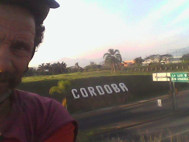 Denizart simoes, ciclista, trotamundos, Veracruz, inseguridad, brasil