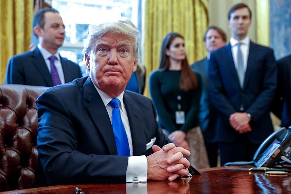 Donald Trump, presidente de EU, afirmó que venderán las reservas petroleras