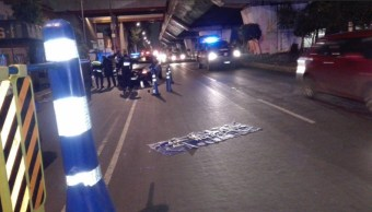 Realizan operativo alcoholimetro sobre avenida Congreso de la Union