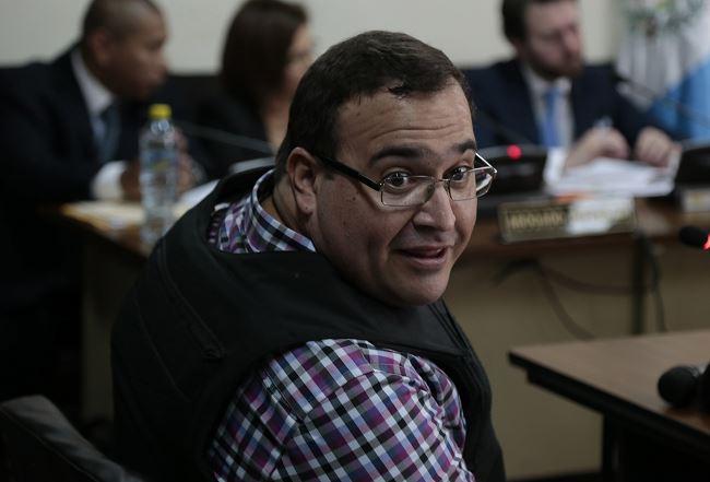 Javier duarte, Veracruz, Guatemala, Exgobernador, Noticias, Noticieros televisa