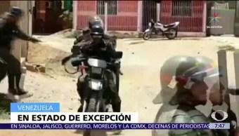 43 muertos, protestas contra Nicolás Maduro, Nicolás Maduro, estado de emergencia