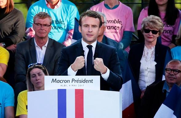 Francia, elecciones, presidente, hackeo, Macron, internet, Emmanuel, robo,