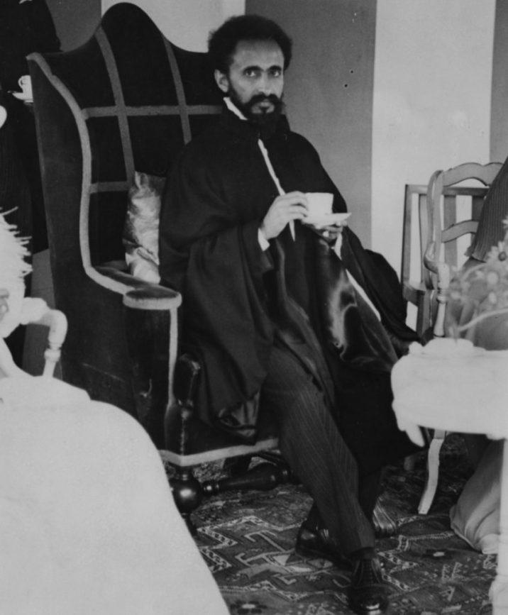 Emperador, Haile Selassie, Etiopía, África, Realeza