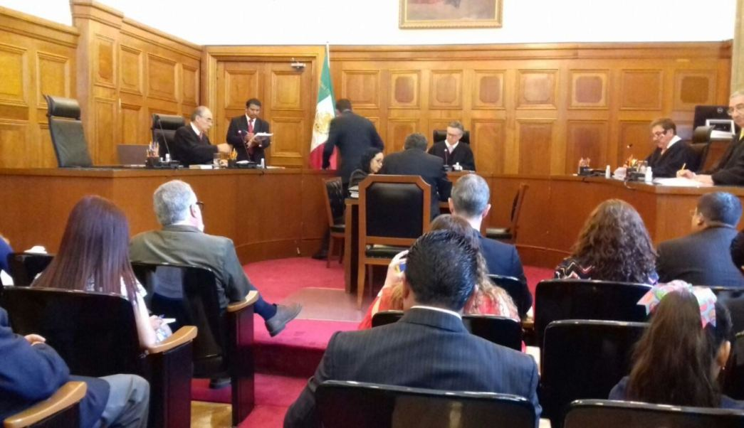 Asamblea, Constituyentes, Constitucion capitalina, Corte, Cdmx, Ministros
