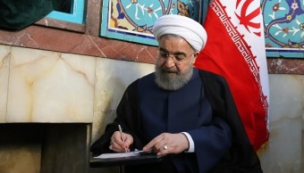 Elecciones, Irán, presidencia, política, votos, Rouhani,